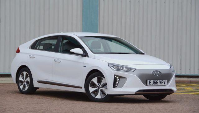 Hyundai electric cars