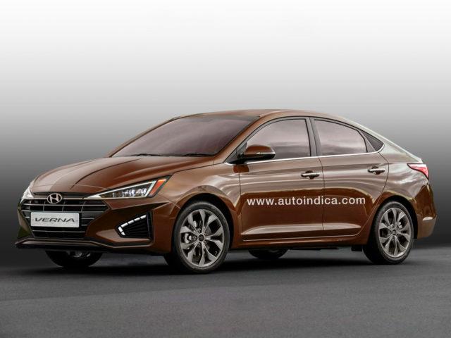 All-new Hyundai Verna