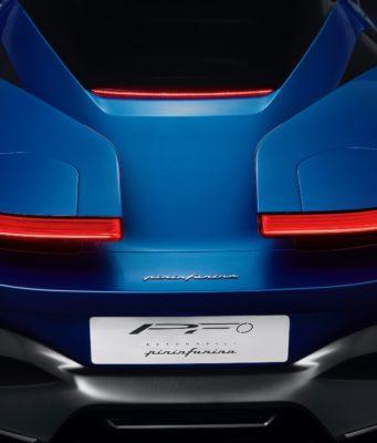 Pininfarina PF0 electric hypercar