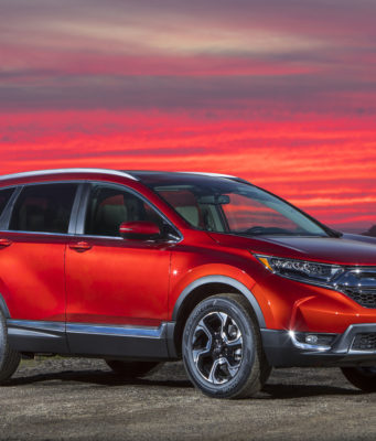 2018 Honda CR-V India launch