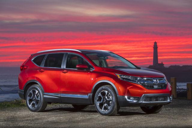 2018 Honda CR-V India launch