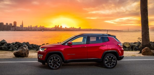 Jeep Compass Limited Plus