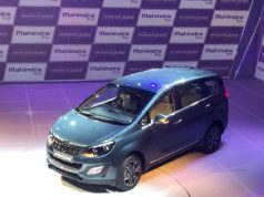 Mahindra Marazzo launched in India