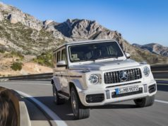 2018 Mercedes-AMG G63 India launch