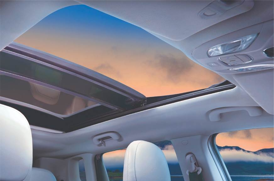 Jeep Compass Limited Plus Sunroof