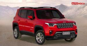 Jeep Vitara Brezza rival