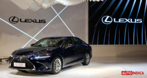 New generation Lexus ES300h