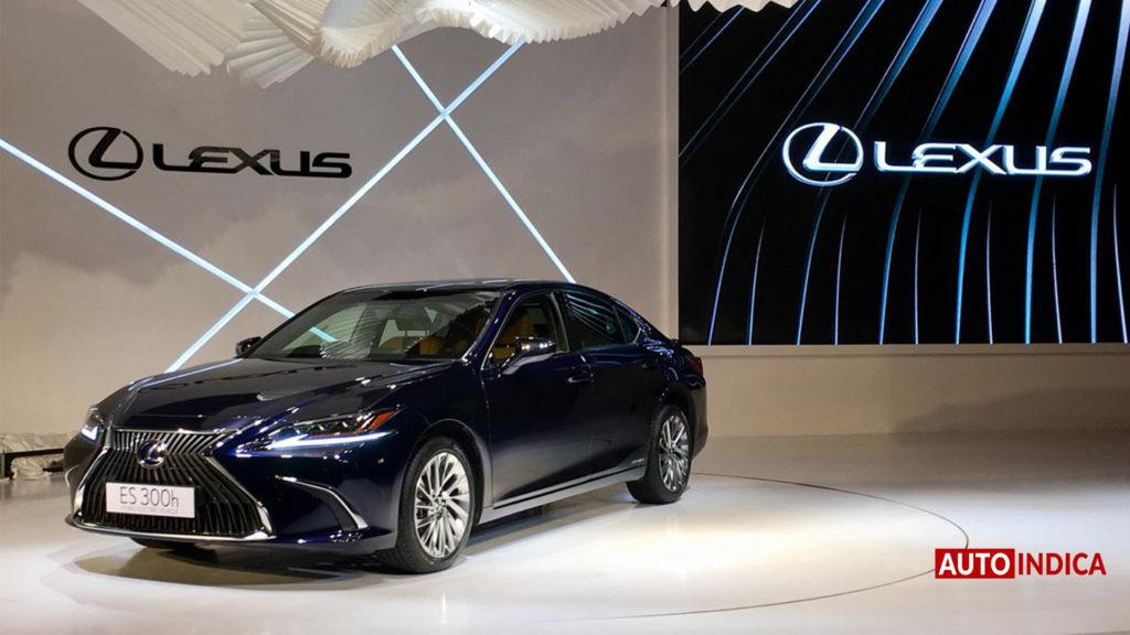 New generation Lexus ES300h