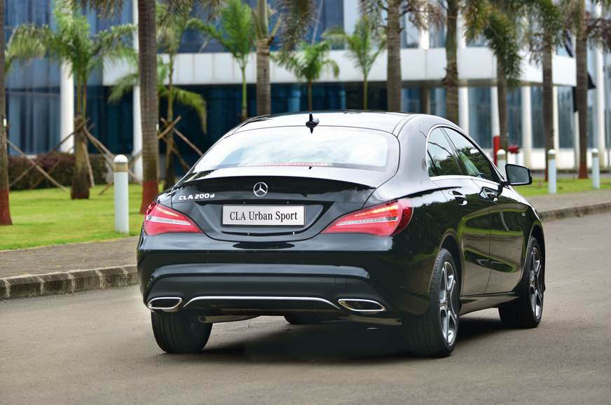 Mercedes-Benz CLA 200 Urban Sport edition