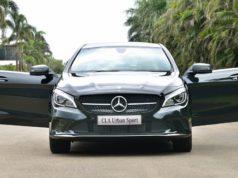 Mercedes-Benz CLA 200 Urban Sport edition