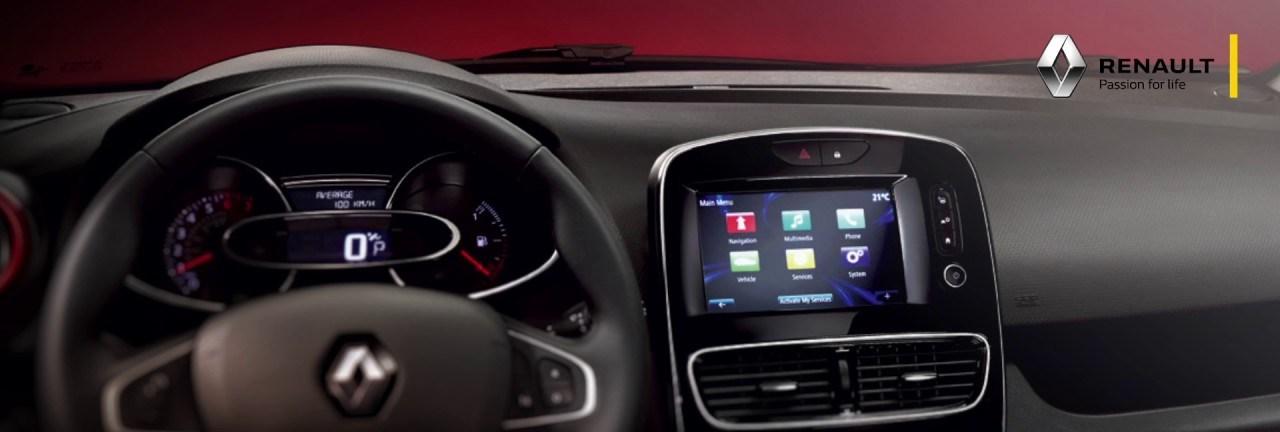 Next generation Renault Kwid infotainment?