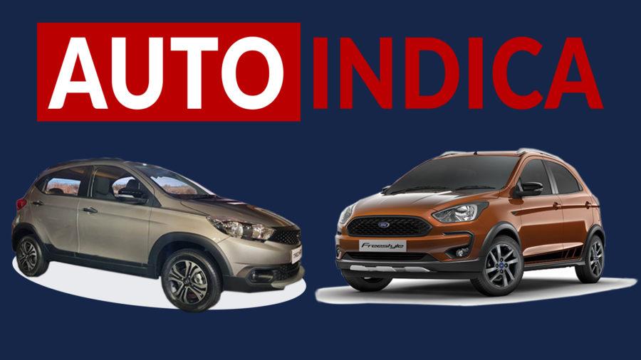 Tata Tiago NRG vs Ford Freestyle