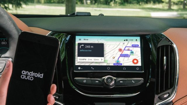 Toyota cars Android Auto