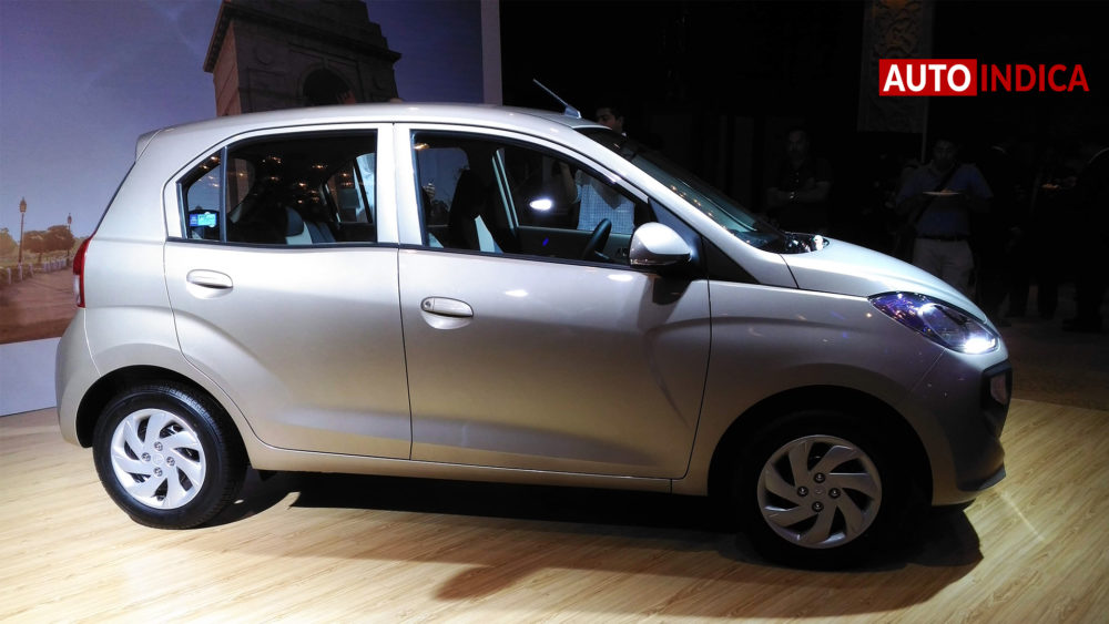 2018 Hyundai Santro - cars under 6 lakhs