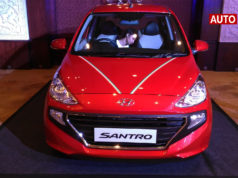 2018 Hyundai Santro