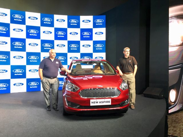 Ford Aspire facelift launched (2)