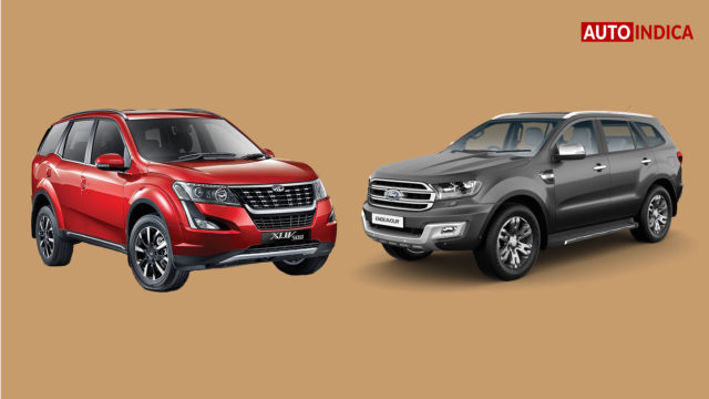 Mahindra and Ford Comparison