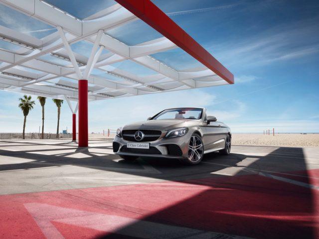 Mercedes-Benz C-Class Cabriolet (1)