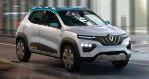 Renault Kwid EV K-ZE Concept (2)
