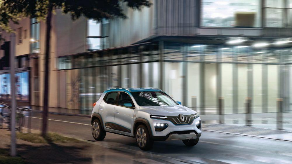 Renault Kwid EV K-ZE Concept (3)