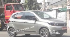 Tata Tiago top trim