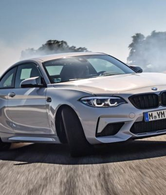 2018 BMW M2 Competition (1)