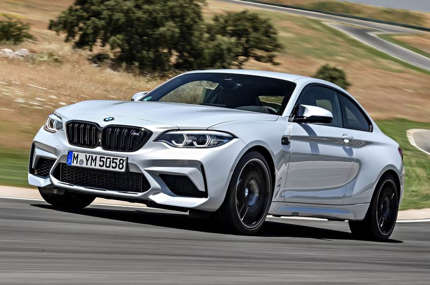 2018 BMW M2 Competition (3)