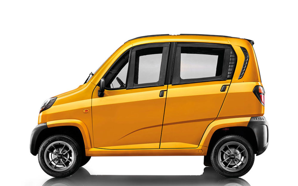Bajaj Qute is not a quadricycle anymore, but a car! | AutoIndica