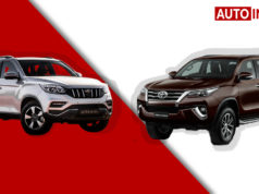 Mahindra Alturas G4 vs Toyota Fortuner (1)