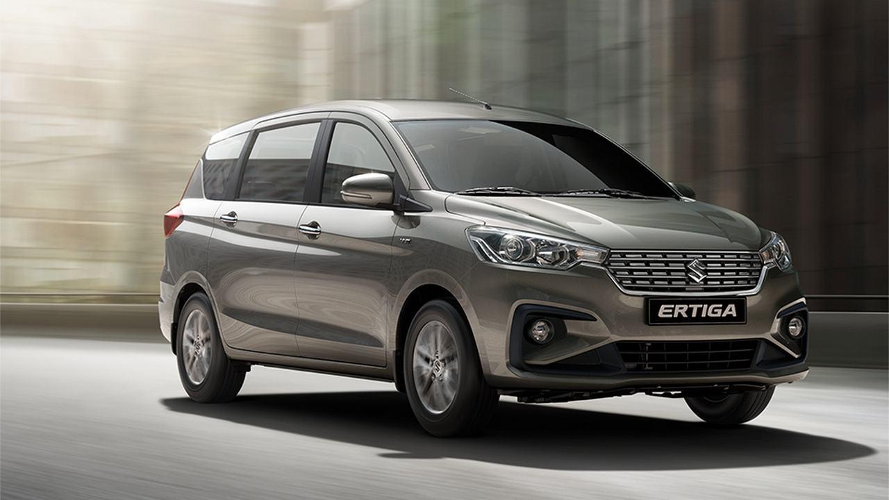 Maruti Suzuki Ertiga CNG launching within six month ...