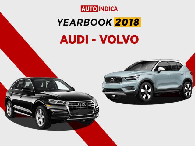Audi & Volvo Yearbook