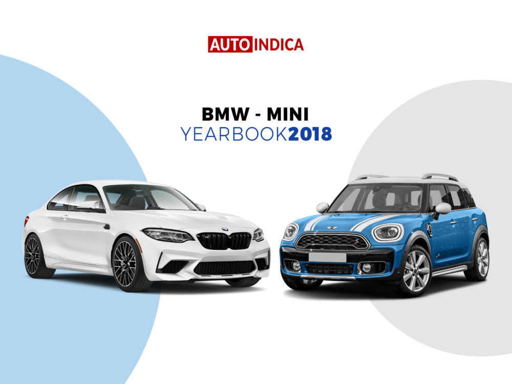 Bmw Mini Yearbook 2018 Launches And Updates I Autoindicacom