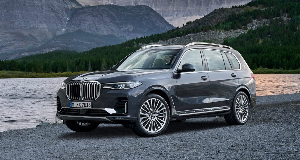 Bmw X7 India Launch Confirmed On January 31 2019