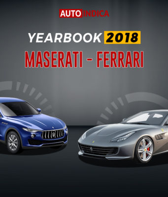 Ferrari & Maserati Yearbook