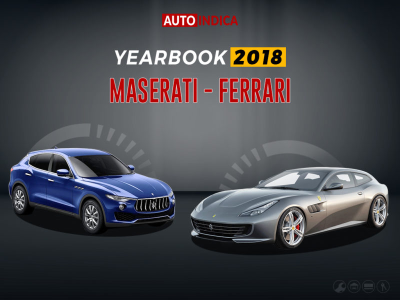 Ferrari & Maserati Yearbook