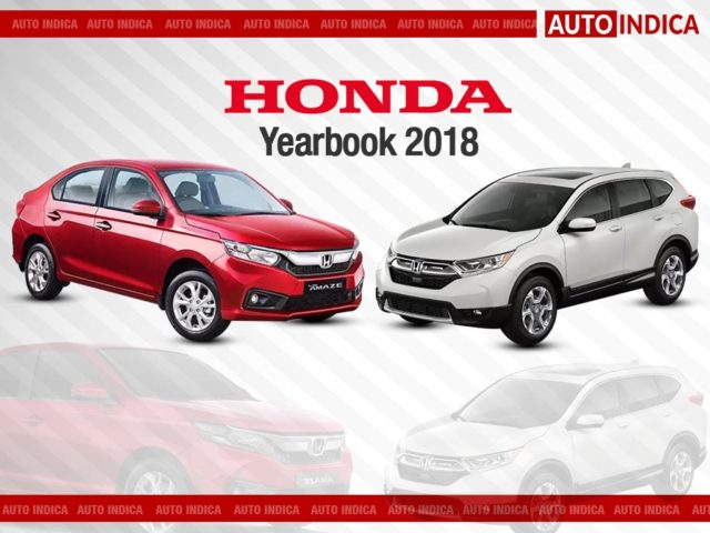 Honda Yearbook 2018