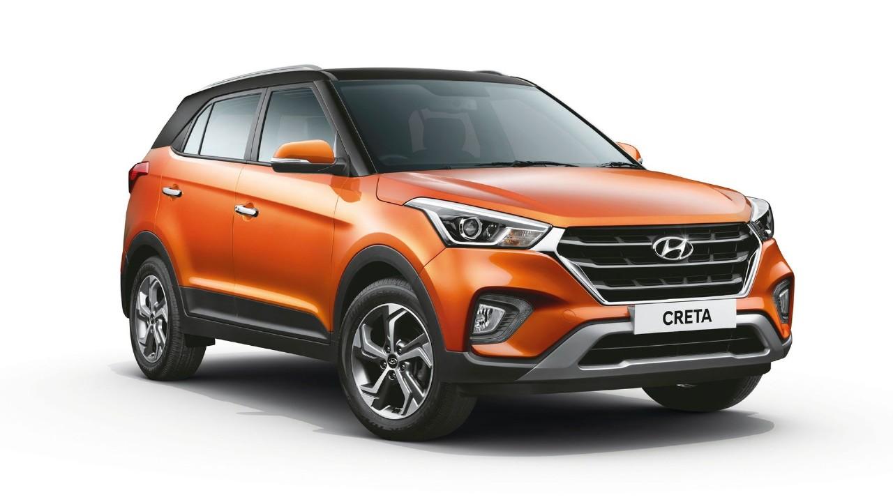 Hyundai Cretra facelift