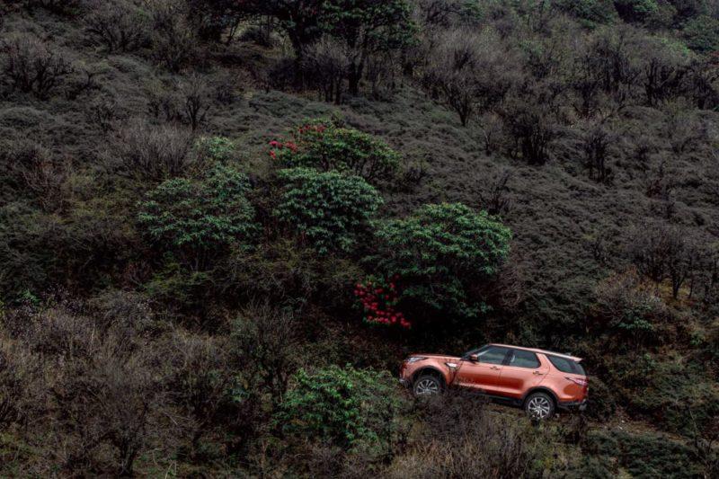 Land Rover Journeys