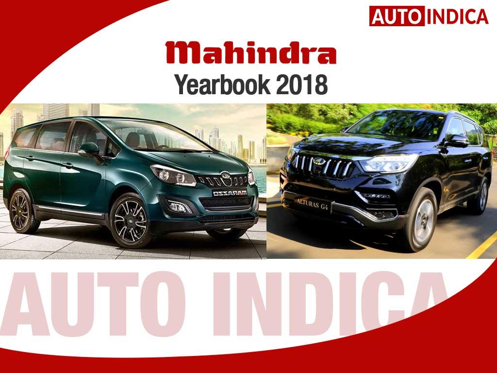 Mahindra Yearbook 2018