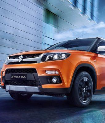 Maruti Suzuki Vitara Brezza Petrol