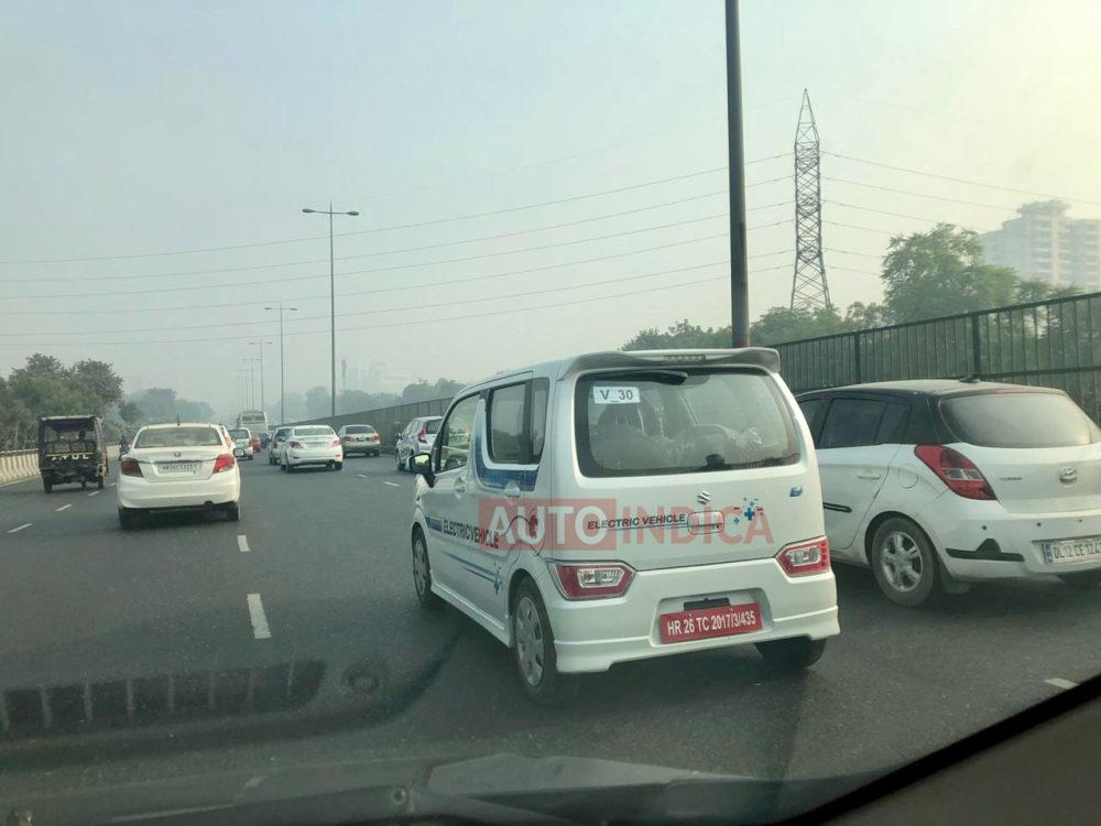"Maruti Suzuki WagonR EV ""width ="" 1000 ""height ="" 750"