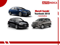 Maruti Suzuki Yearbook 2018