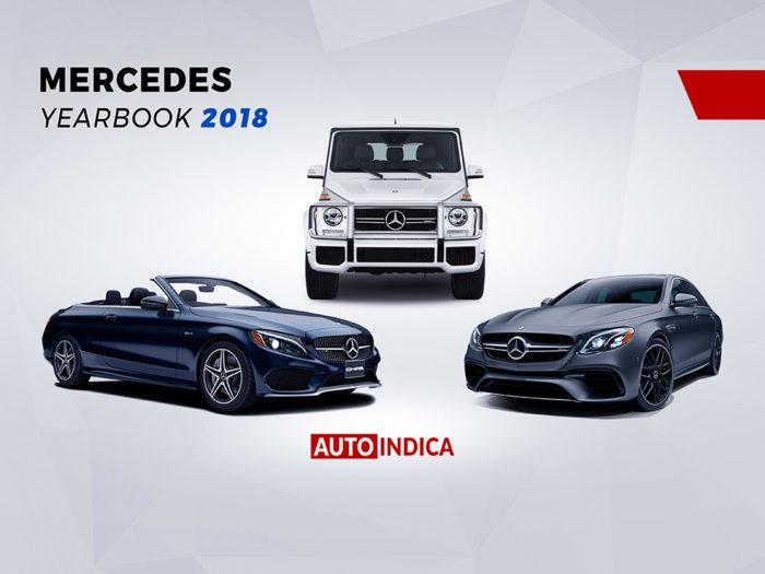 Mercedes-Benz Yearbook 2018