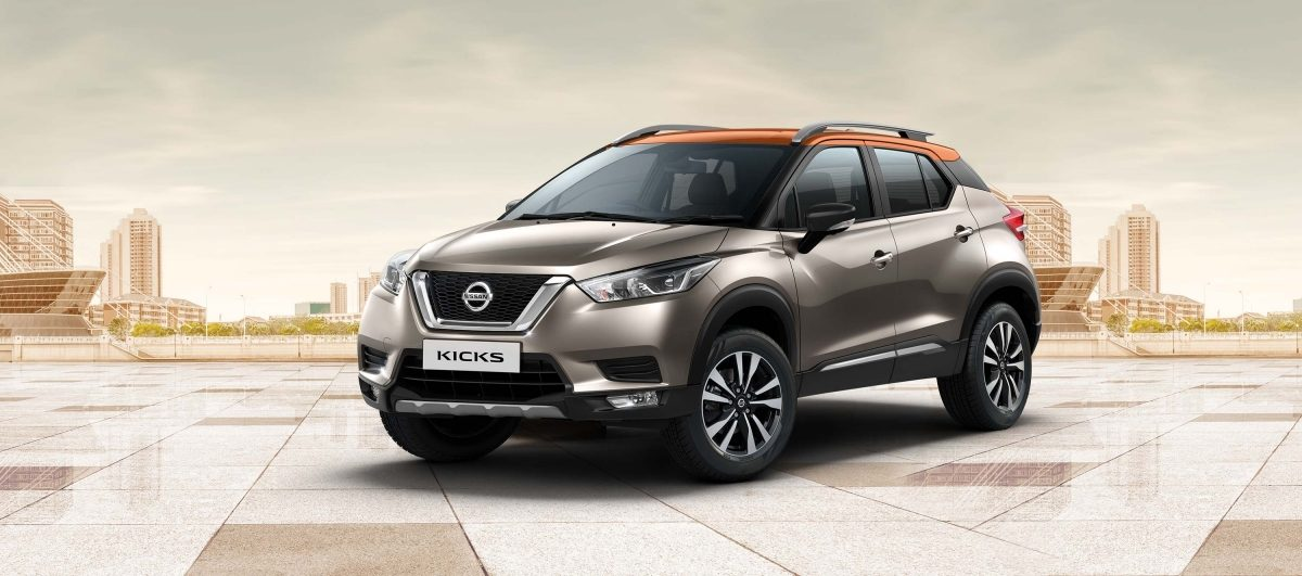 Nissan Kicks booking