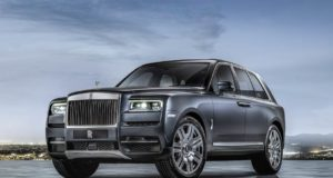 Rolls Royce Cullinan Price