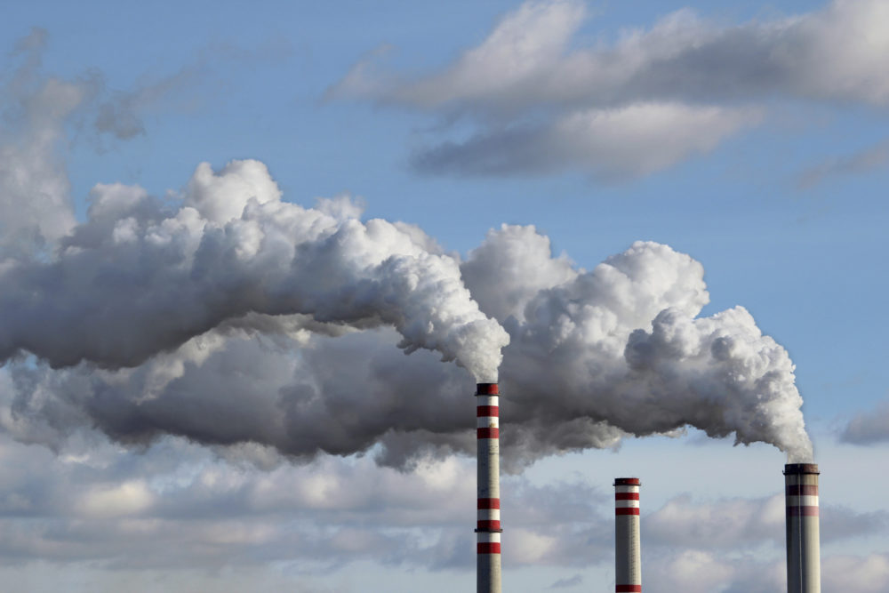 Surgical Strike on environmental pollution