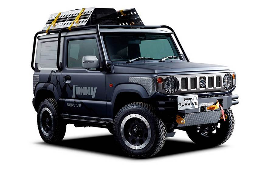 Suzuki Jimny Survive off-road concept