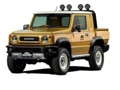 Suzuki Jimny-based pickup