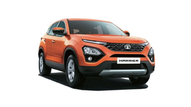 Tata Harrier SUV India launch