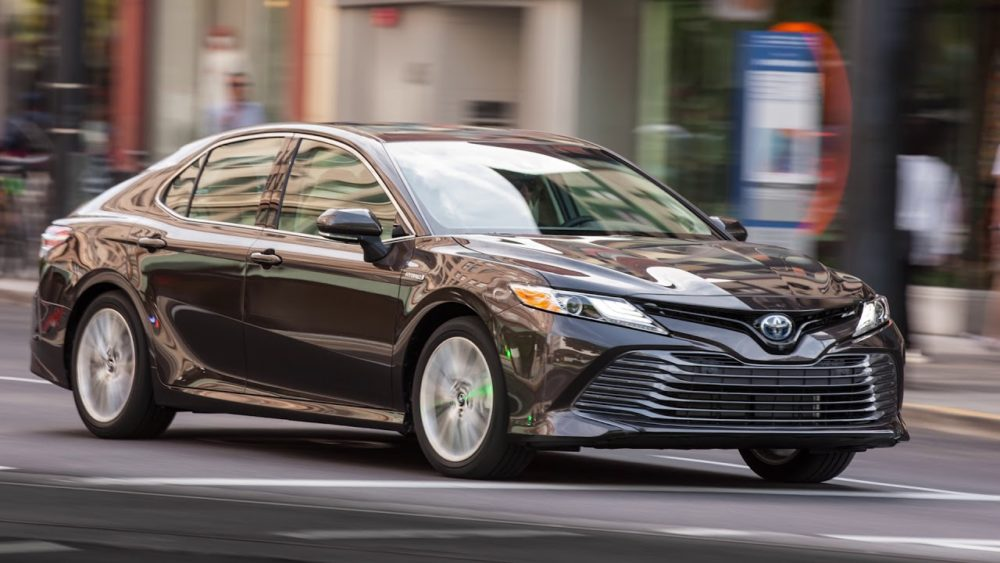 The New Generation Toyota Camry Hybrid Will Come With A Range Of Updates Inside Out Pricing Around Rs 40 Lakh